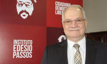 Conferência do ministro Fachin abre a Semana Edésio Passos