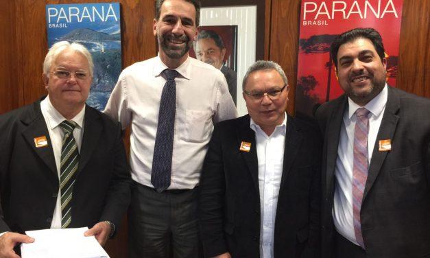 Reunião de entidades com Enio Verri discute Marco Regulatório do Transporte Rodoviário e de Cargas