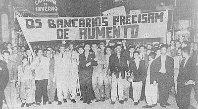 28 de agosto é o Dia dos Bancários. Saiba mais sobre a greve histórica que deu origem à data